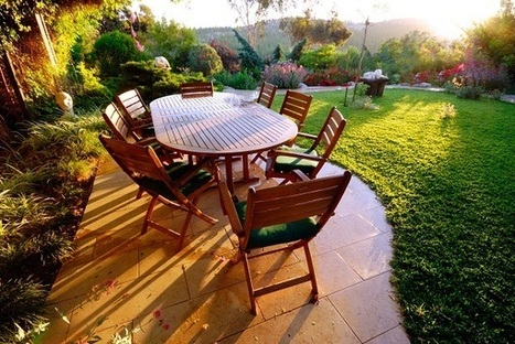 5 Little Extras That Can Help You Get a Backyard Makeover | Outoor Fencing | Scoop.it