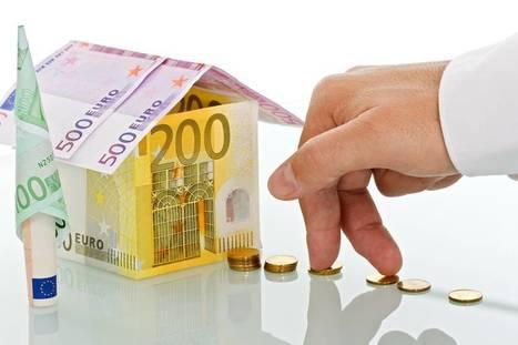 Assurance crédit immobilier: représente jusqu'à 30% du coût total du prêt | eLGL | Scoop.it