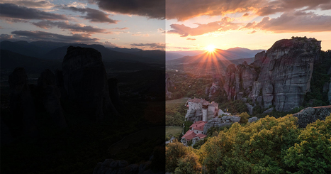 Before & After: This is How Far You Can Push a Fuji X-T2 RAW File in Post | Best Quality Mirrorless Cameras | Scoop.it