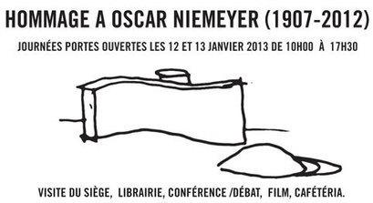Hommage à Oscar Niemeyer (1907-2012) - La ville des gens | The Architecture of the City | Scoop.it