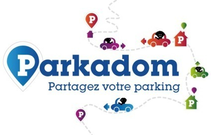 Parkadom, le partage de parkings entre particuliers | Economie Responsable et Consommation Collaborative | Scoop.it