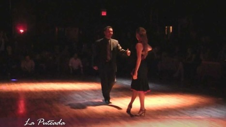 Diego Santana Tango Ma Pia Sanz in Miami 2011 | Tango in Miami | Scoop.it