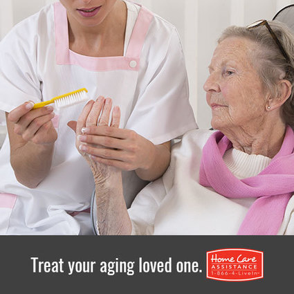 Show a Senior Parent Extra Love This Mother's Day | Home Care Assistance Birmingham | Scoop.it