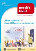 Mach's klar! Hate Speech – Gegen Hass im Internet   PICTS   Scoop.it