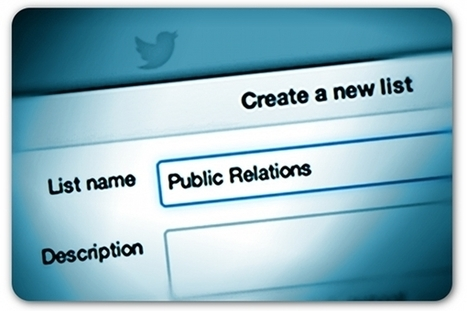 How to go the extra mile using Twitter for PR | PR and Social Media | Scoop.it