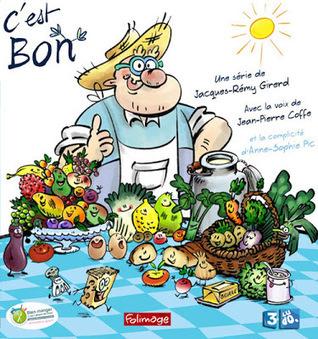 Autour de la gastronomie: C'est bon : série ludo-éducative sur l'alimentation | Conny - Français | Scoop.it