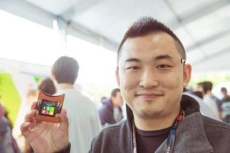 Hands on with the RePhone, the Modular Wearable Cell Phone | Raspberry Pi | Scoop.it