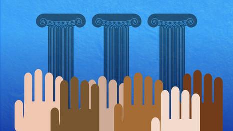 Technology's Role In Direct Democracy - TechCrunch | Peer2Politics | Scoop.it