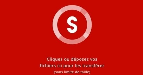 Smash : envoyez des fichiers sans limite de taille ~ Freewares & Tutos | TICE et langues | Scoop.it