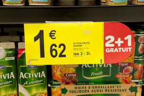 Exclusif LSA: produits de grande consommation: sixième mois consécutif de déflation (-0,7% en juillet) | Le BCC! InfoConso - l'information utile pour consommateurs avertis ! | Scoop.it