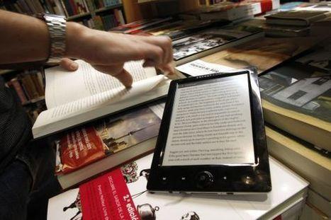 Libro digital, ese oscuro objeto del deseo | Noticias y comentarios de actualidad. Documenta 35 | Scoop.it