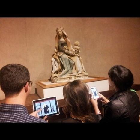 Le musée des Augustins de Toulouse lance la V2 de son application mobile, incluant des contenus en langue des signes / CLIC France | Musée des Augustins | Scoop.it
