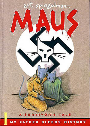 How to Teach Maus | Pop Culture in Education | Scoop.it