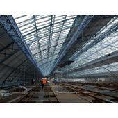 Le chantier de la gare de Bordeaux à sept mois de l'arrivée de la LGV - Transport et infrastructures | Projets urbains sur Bordeaux | Scoop.it