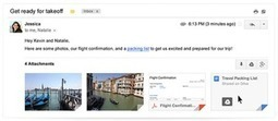 Gmail attachments now save to Google Drive - gone are the days of downloading | Educational Technology - Yeshiva Edition | Scoop.it