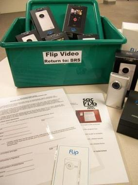 Is there a kit for that? Flip video cams make programming a breeze | TechSoup for Libraries | More TechBits | Scoop.it