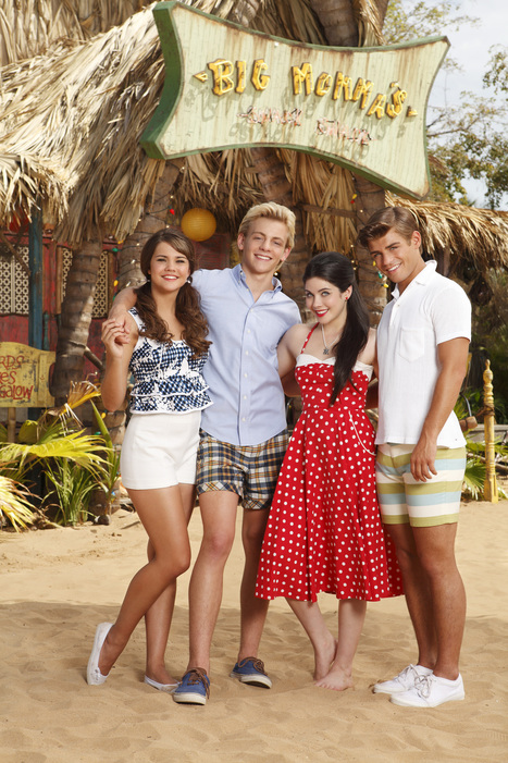 Disney graduates from high school to the beach | Smart Media | Scoop.it