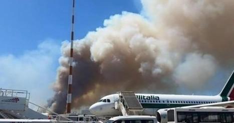 Fiumicino, l'ira per il volo cancellato per Barcellona | Social Media Consultant 2012 | Scoop.it