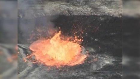 ¿Qué pasa cuando arrojas una bolsa de basura a un volcán? | Francis Fassola | Scoop.it