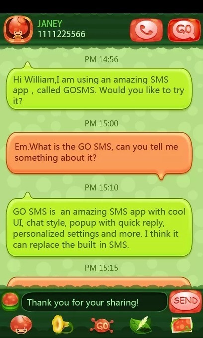 GO SMS Pro Moji Theme v1.0 | ApkLife-Android Apps Games Themes | Android Applications And Games | Scoop.it
