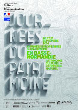 Journées européennes du patrimoine 2014 en Basse-Normandie | Mérovingiens et cie | Scoop.it