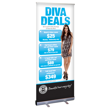 Pull Up Banner | All Star Displays (Trade Show Stands Exhibition Displays) | Scoop.it