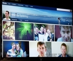 Yahoo unveils the new Flickr with one terabyte of free space | App-Centric Web | Scoop.it