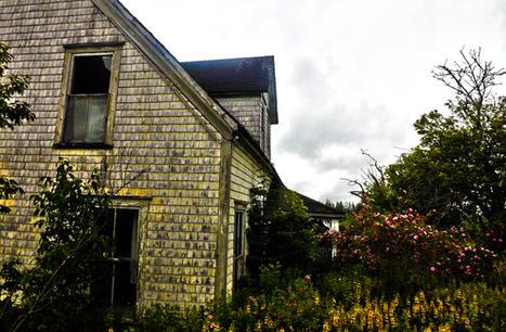 Blues Mills, Nova Scotia, Abandoned but not Forgotten Farm House | Morrison House | Scoop.it