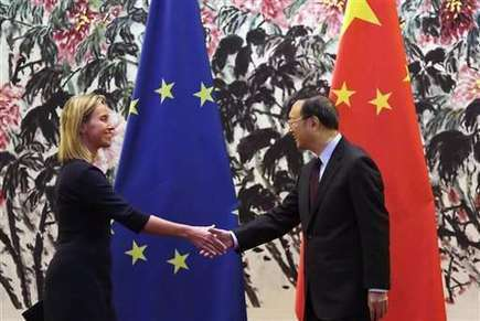 China, EU working on common approach on climate change | Sustain Our Earth | Scoop.it