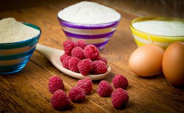 Les ingrédients pour préparer un gâteau d'anniversaire - Débutant - Vocabulaire Français | FLE | Scoop.it