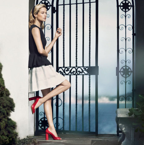 New Carlo Pazolini Shoes Displayed in Stunning Spring Campaign | Fashion News by JustLuxe | best women lifestyle | Scoop.it