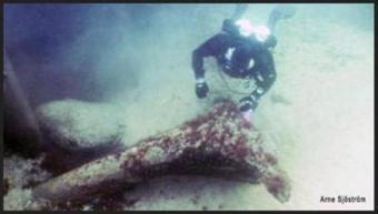 Des plongeurs suédois ont trouvé des reliques vieilles de 11.000 ... | Blue world news | Scoop.it