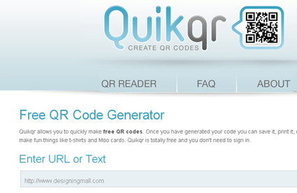 Top QR Code Generator Websites | ICT Nieuws | Scoop.it