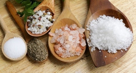 "Salt is Good for You (""another myth challenged; are sodium and chloride bad, or is it the salt?"") 