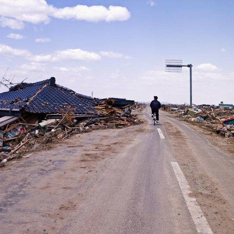[photos] 60 km à vélo sur les traces du tsunami japonais.60 km à vélo sur les traces du tsunami japonais de Sendai à Ishinomaki | 10-online - Pascal Bastien | Japon : séisme, tsunami & conséquences | Scoop.it
