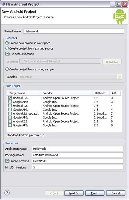 Tutoriels accessible pour apprendre à développer sous Androïd   Veille Technologique   Scoop.it