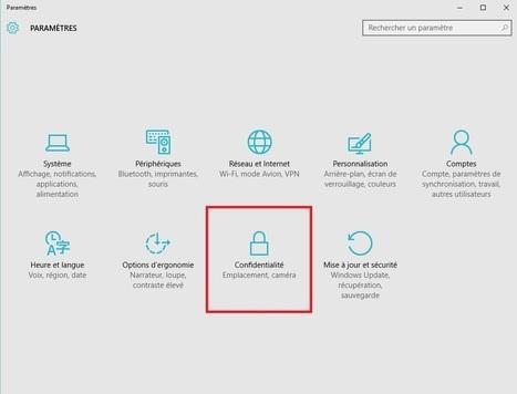 [Tuto] Effacer les données personnelles collectées par #Cortana | Time to Learn | Scoop.it