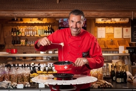 Suisse : Gault et Millau craque pour sa fondue | The Voice of Cheese | Scoop.it