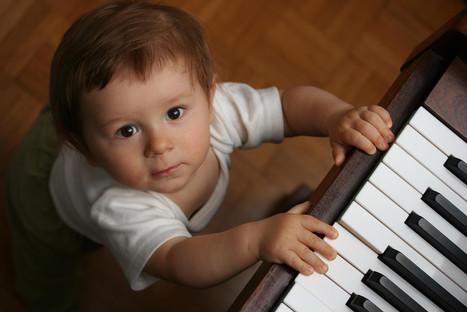 Apprendre la musique aux bébés pour favoriser l'acquisition du langage ?   PASSION FLE   Scoop.it