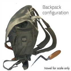 Yugoslavian  Canvas Rucksack | Archaeology Tools | Scoop.it