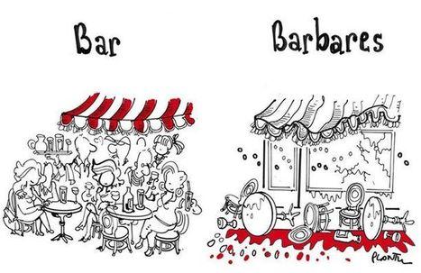 BAR et BARBARES | Dessinateurs de presse | Scoop.it