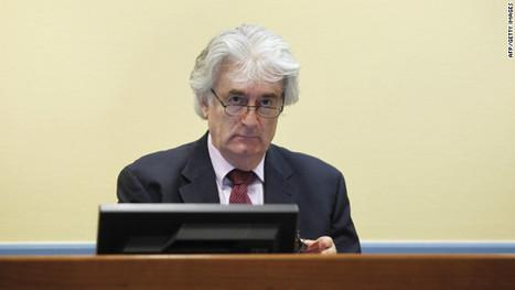 Karadzic: From psychiatrist to 'Butcher of Bosnia' | Eugenics | Scoop.it