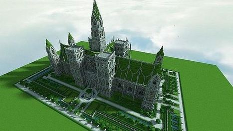 Aeterna Cathedral Map – Minecraft Download For Free | ha giang | Scoop.it