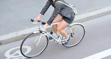 Les trajets domicile-travail en vélo désormais indemnisés   Chronique d'un pays où il ne se passe rien... ou presque !   Scoop.it