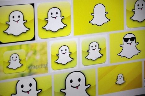 Snapchat monétisera son service d'ici la fin de l'automne | Numérique : pratiques et outils | Scoop.it