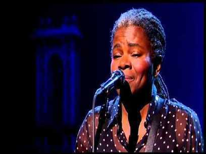 Tracy Chapman Stand By Me David Letterman   Damas sofisticadas   Scoop.it