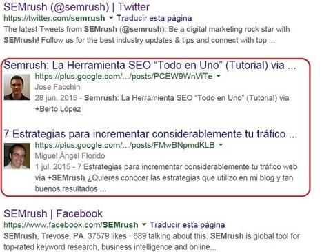 Cómo saber en qué posición está tu web o blog en Google - Raul Miruri | COMUNICACIONES DIGITALES | Scoop.it