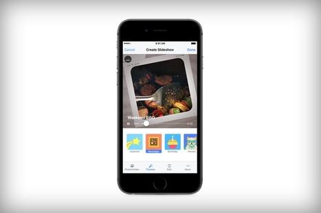 Facebook transforme vos photos en vidéo | Actualité Social Media : blogs & réseaux sociaux | Scoop.it