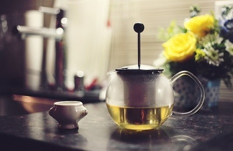 How Green Tea Can Help You Lose Weight Naturally | zestful living | Scoop.it