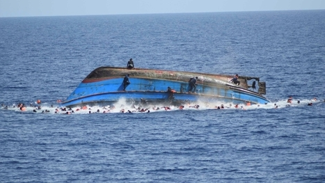 Two refugee boats capsize in 24 hours off Libya coast | Geography & Current Events | Scoop.it